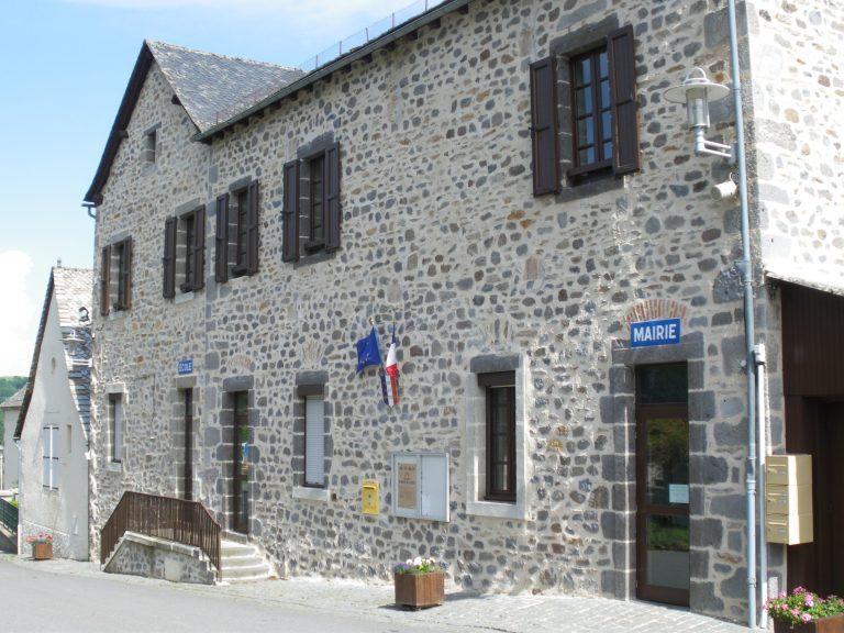 Mairie de Taussac