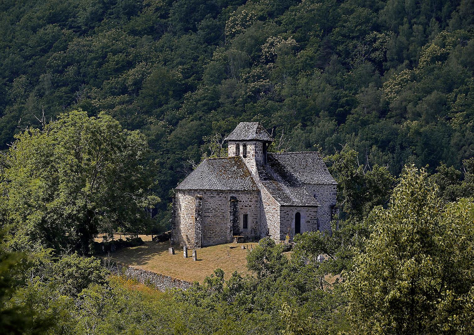 Eglise de Manhaval