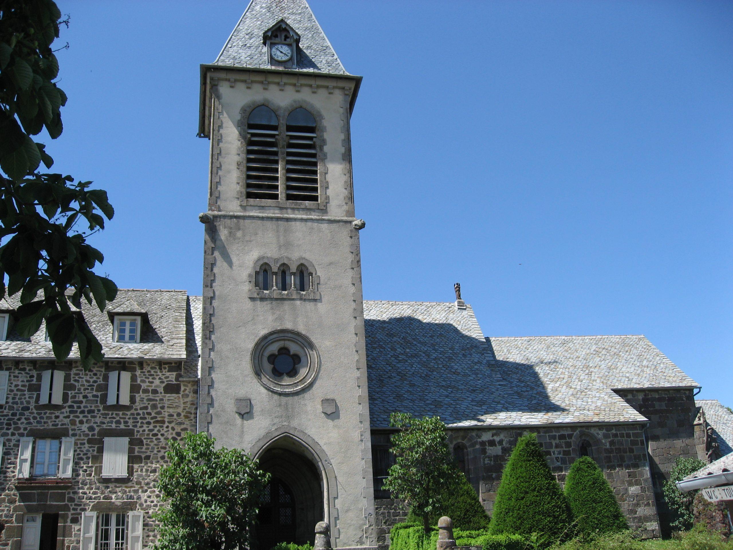 Eglise de Taussac